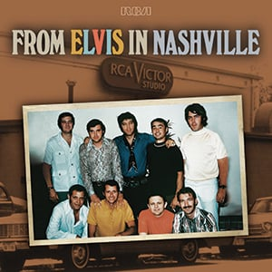 'From Elvis In Nashville' Out Now!