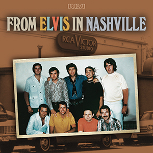 Listen To 'Patch It Up (Take 9) Featured On 'From Elvis In Nashville'