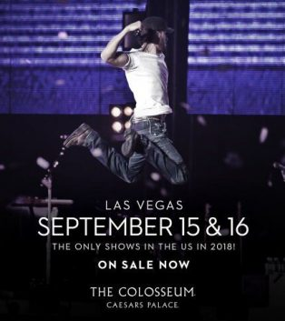 LAS VEGAS SHOWS ARE THE ONLY 2 SHOWS REMAINING IN THE US THIS YEAR!!!