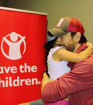SO MUCH LOVE FOR MY FRIENDS AT @SAVETHECHILDREN!!!