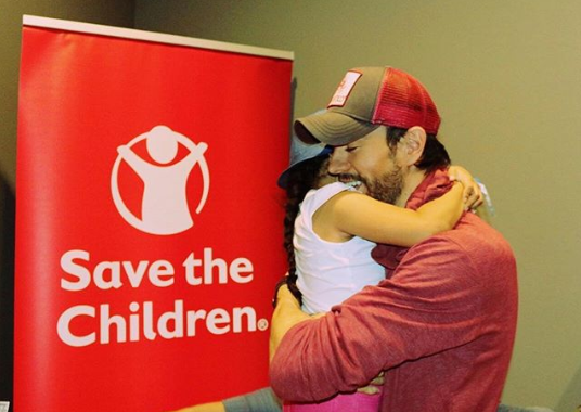 SO MUCH LOVE FOR MY FRIENDS AT @SAVETHECHILDREN!!! image