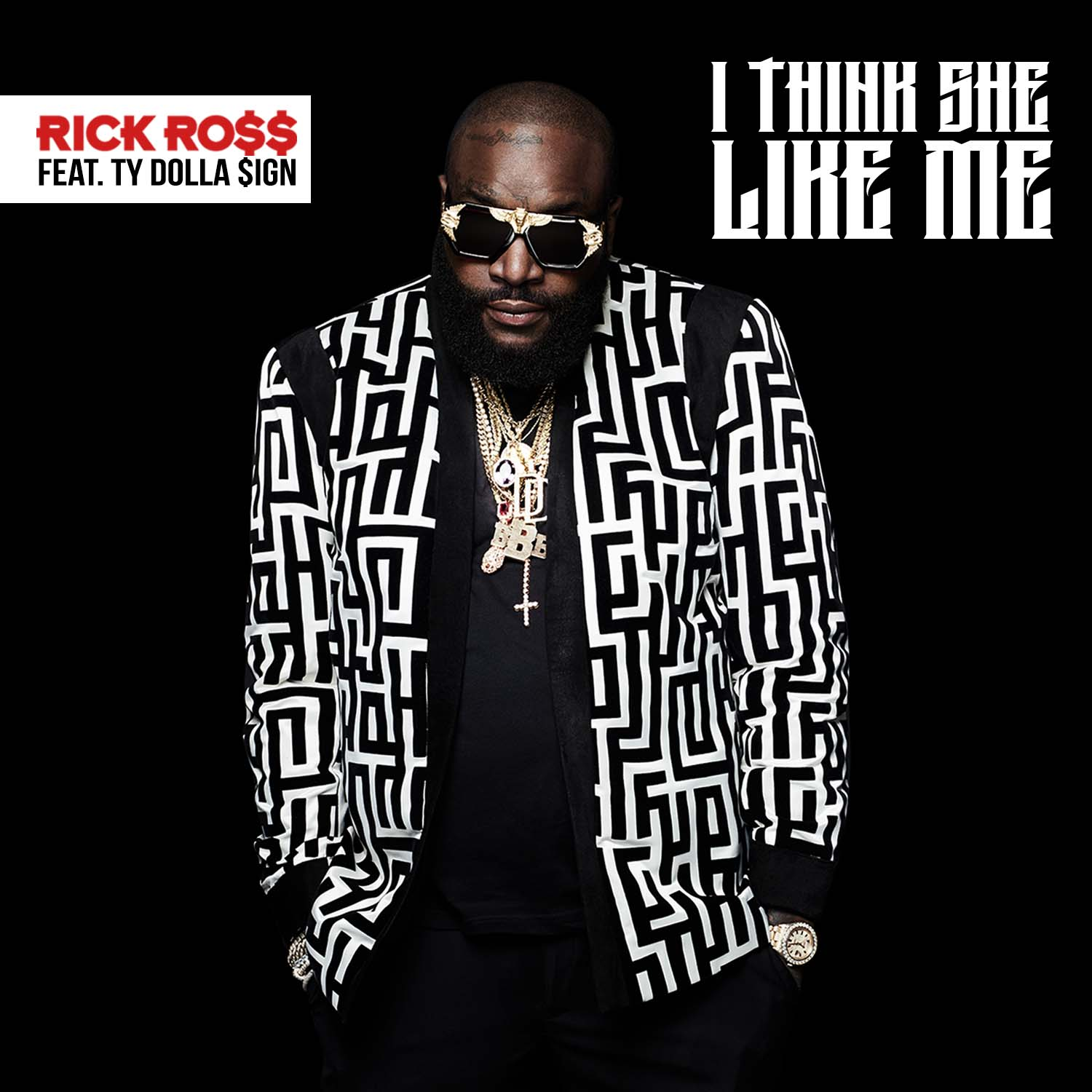 """eaa4f637f41 RICK ROSS RELEASES NEW SINGLE """"I THINK SHE LIKE ME"""" FEATURING TY ..."""