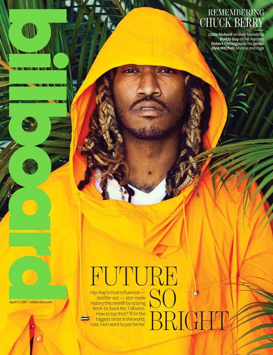 FUTURE COVERS BILLBOARD!! - Epic Records