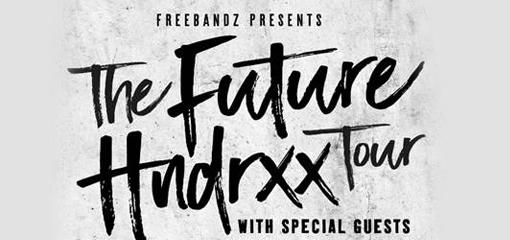 FUTURE ANNOUNCES THE FUTURE HNDRXX TOUR - Epic Records