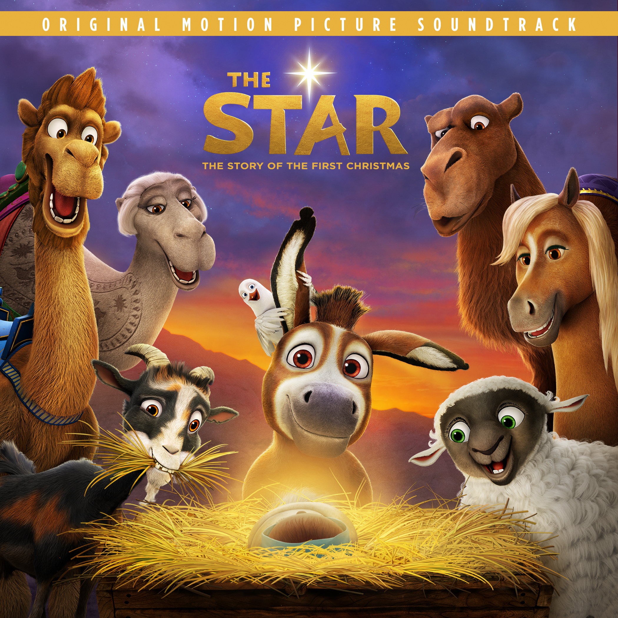 THESTAR_SOUNDTRACK_CVR_LYRD