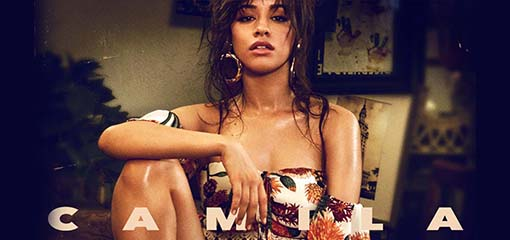 CAMILA CABELLO TO RELEASE SELF-TITLED DEBUT ALBUM CAMILA JANUARY 12, 2018