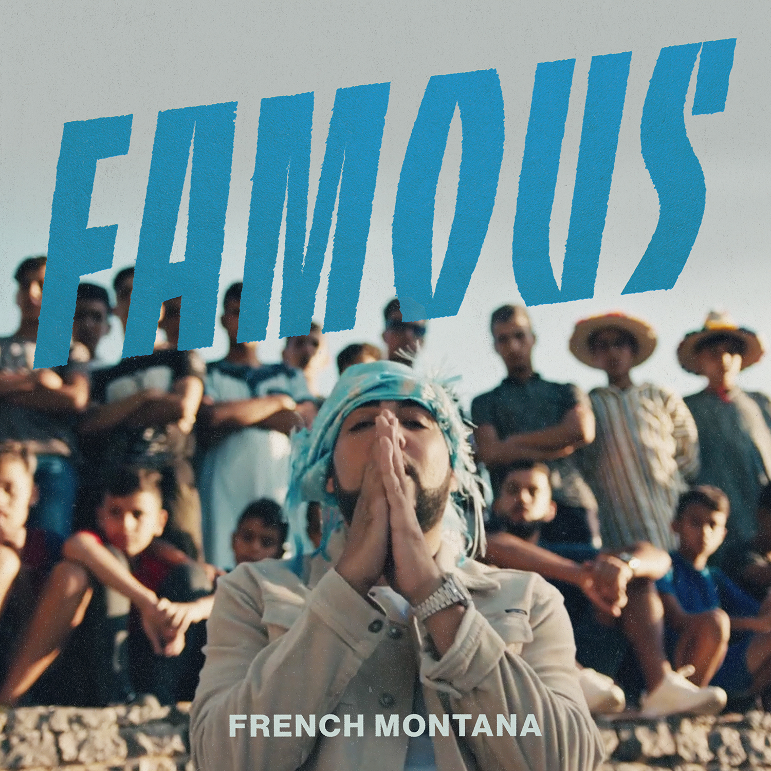 03c2b49a6e2 FRENCH MONTANA PREMIERES FAMOUS MUSIC VIDEO - Epic Records