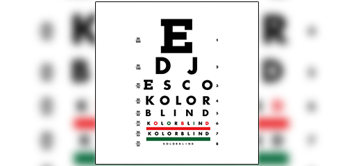 DJ ESCO RELEASING HIS ALBUM KOLORBLIND FRIDAY MARCH 30, 2018!