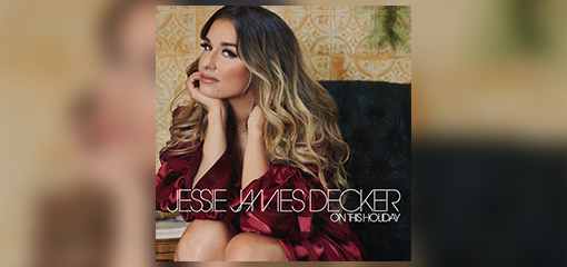 JESSIE JAMES DECKER RELEASES UPLIFTING NEW HOLIDAY ALBUM 'ON THIS HOLIDAY'