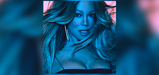 GLOBAL SUPERSTAR MARIAH CAREY RELEASES MEGA-ANTICIPATED NEW ALBUM CAUTION TODAY