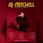 AJ MITCHELL ANNOUNCES WINTER HEADLINE TOUR