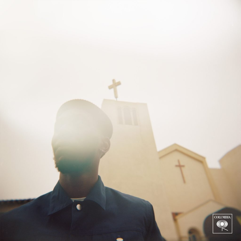"SAMM HENSHAW RELEASES NEW SINGLE ""CHURCH"" TODAY - Epic Records"