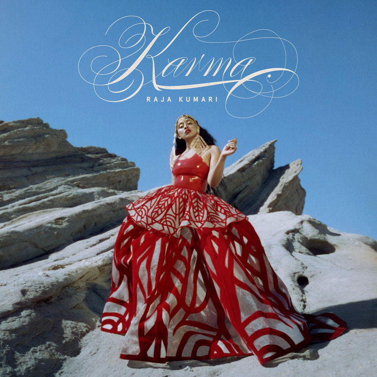 "RAJA KUMARI SHARES NEW SONG ""KARMA,"" ANNOUNCES BLOODLINE EP SET FOR RELEASE ON 2/22"