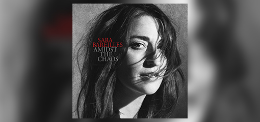 "SARA BAREILLES RELEASES NEW SINGLE ""FIRE"" TODAY"
