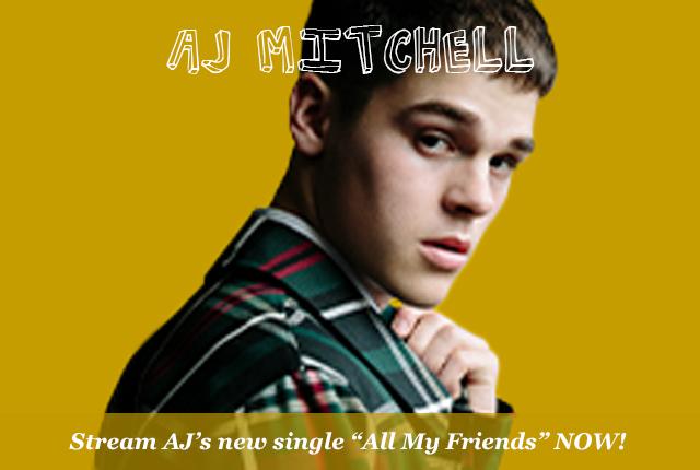 AJ Mitchell – All My Friends