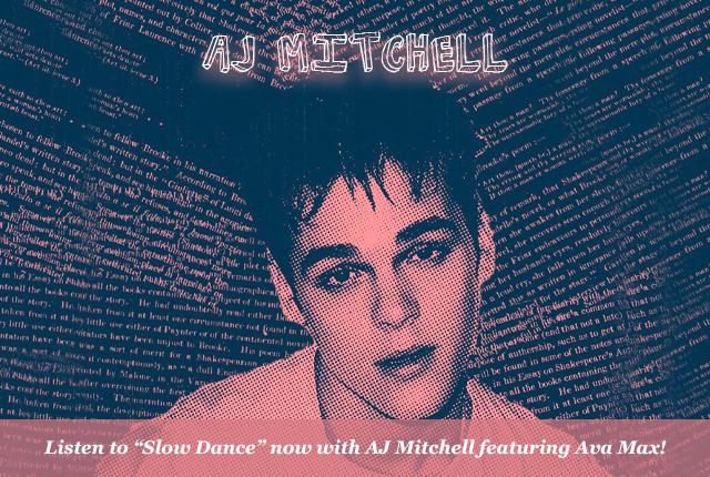 AJ Mitchell – Slow Dance