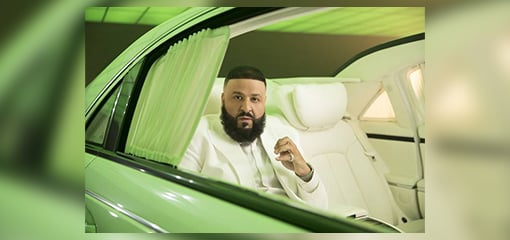 DJ Khaled Album Date News Slider