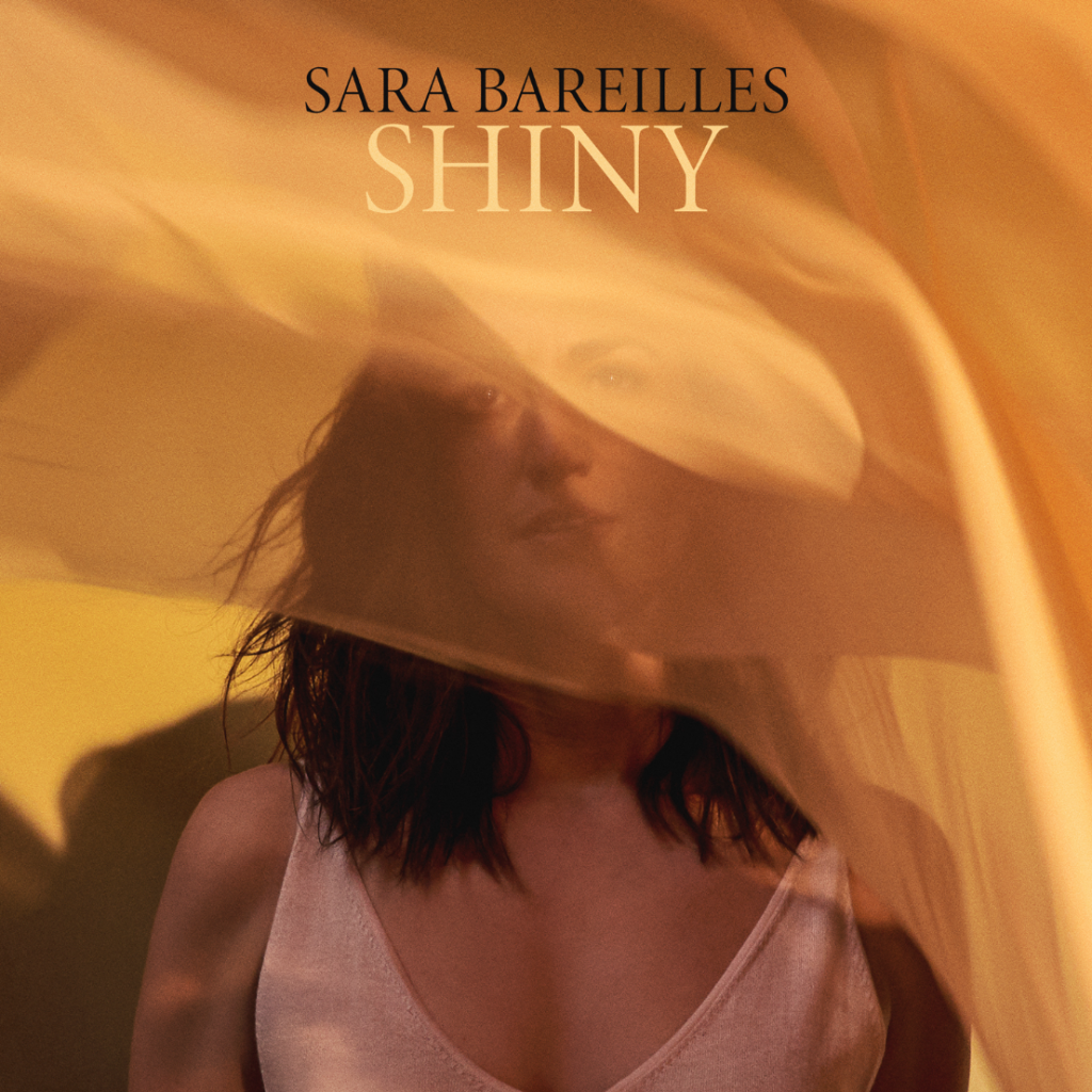 "SARA BAREILLES RELEASES NEW SINGLE ""SHINY"" IN HONOR OF MOTHER'S DAY"