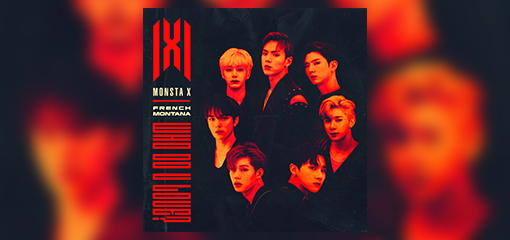 Monsta X News Slider
