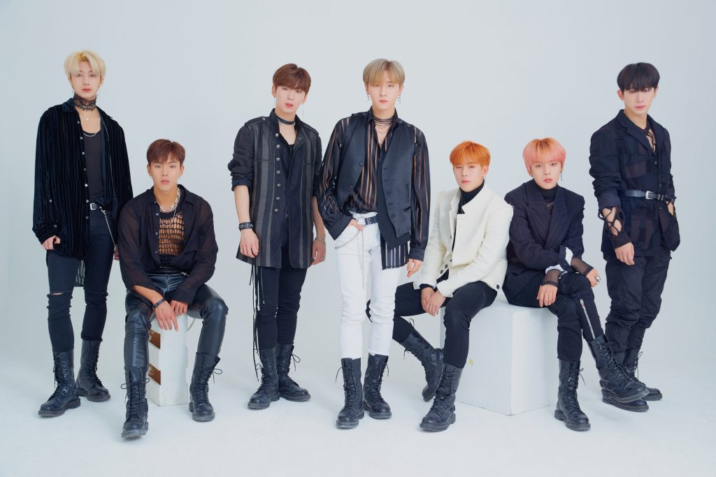 "MONSTA X RELEASE NEW SONG ""LOVE U"" & WILL.I.AM REMIX OF HIT SINGLE ""WHO DO U LOVE?"" TODAY"