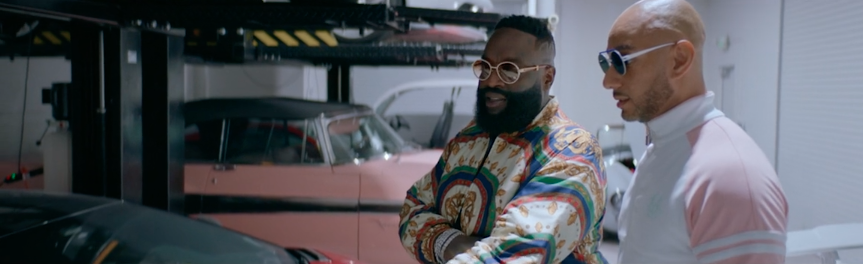 "RICK ROSS UNLEASHES BLOCKBUSTER MUSIC VIDEO FOR ""BIG TYME"" FEATURING SWIZZ BEATZ GUEST STARRING JORDYN WOODS"