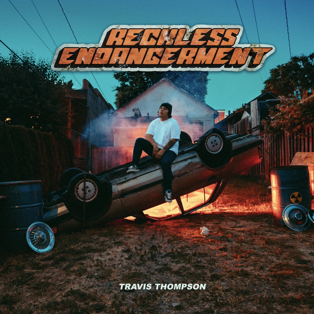 TRAVIS THOMPSON ANNOUNCES DEBUT ALBUM RECKLESS ENDANGERMENT, DUE SEPTEMBER 20
