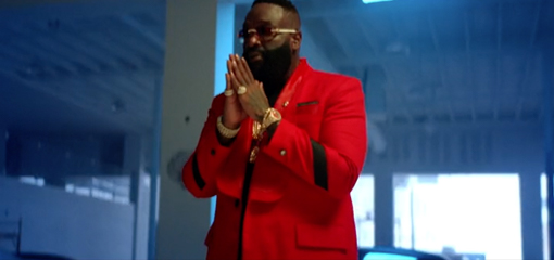 Rick Ross News Slider