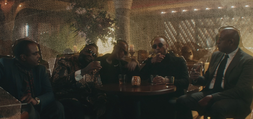 "SWIZZ BEATZ, RICK ROSS, & DMX RELEASE ""JUST IN CASE"" MUSIC VIDEO FROM ORIGINAL SERIES SOUNDTRACK FOR GODFATHER OF HARLEM"