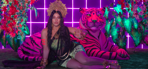 "RAJA KUMARI RELEASES MUSIC VIDEO FOR ""KARMA"""