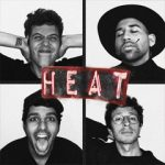 "CAPTAIN CUTS BRING THE ""HEAT"" WITH NEW TRACK FEATURING PARSON JAMES"