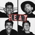 """CAPTAIN CUTS BRING THE """"HEAT"""" WITH NEW TRACK FEATURING PARSON JAMES"""