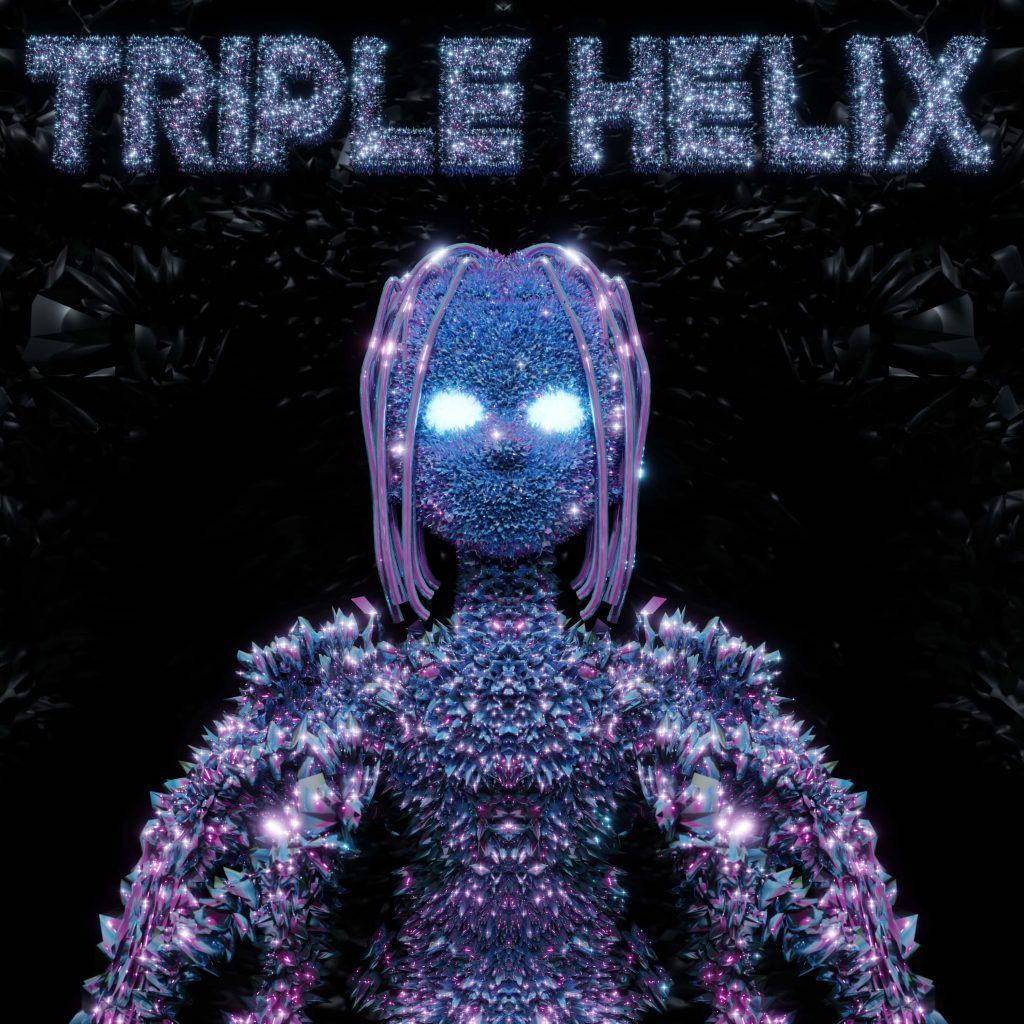 "KILLY RELEASES NEW SINGLE ""TRIPLE HELIX"""