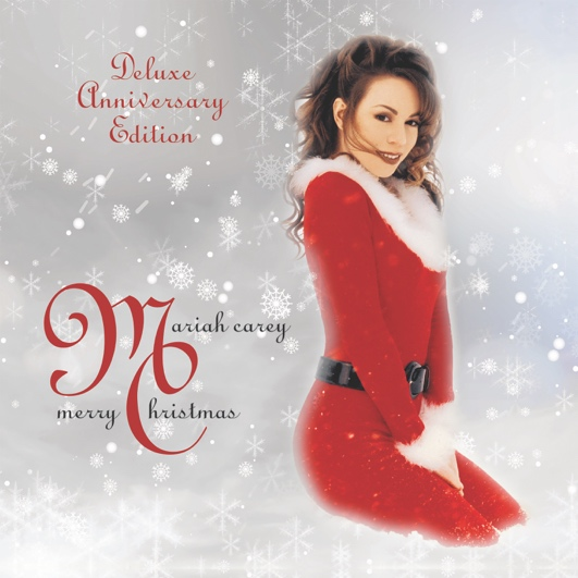 MARIAH CAREY UNVEILS MERRY CHRISTMAS (DELUXE ANNIVERSARY EDITION)