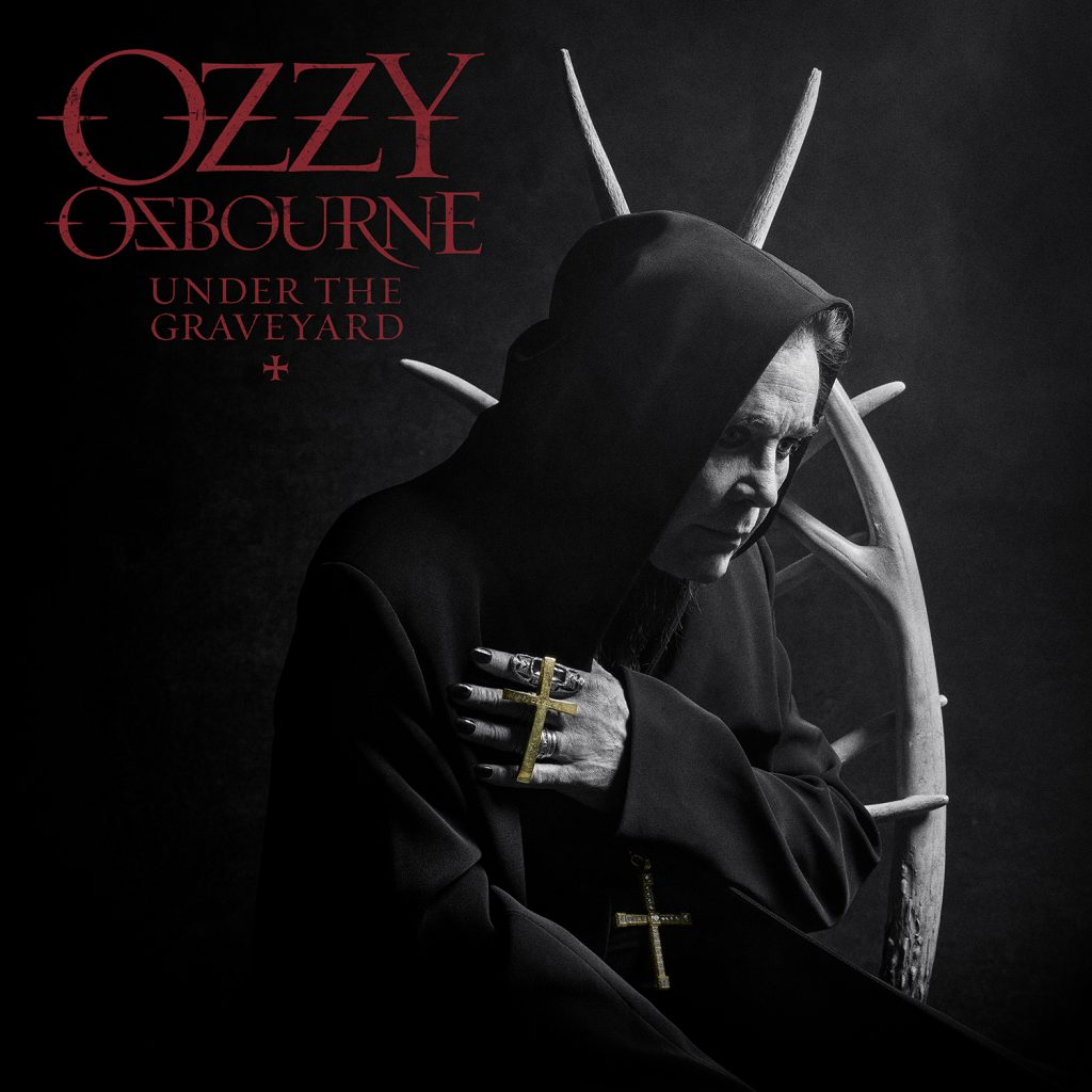 "OZZY OSBOURNE RELEASES ""UNDER THE GRAVEYARD"" TODAY"