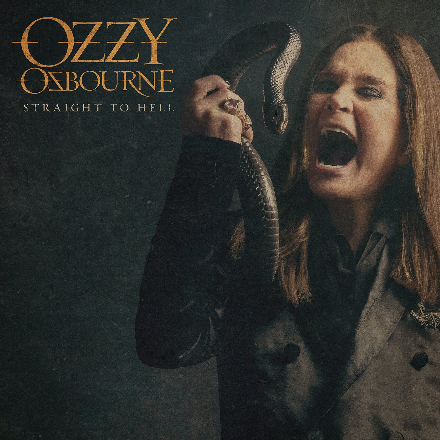 "OZZY OSBOURNE GOES ""STRAIGHT TO HELL"" ON NEW TRACK"