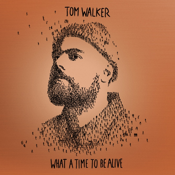 TOM WALKER RELEASES WHAT A TIME TO BE ALIVE DELUXE EDITION TODAY