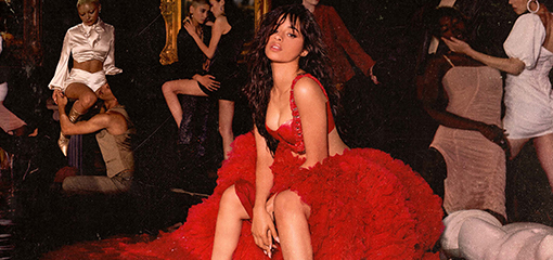 CAMILA CABELLO'S HIGHLY ANTICIPATED SECOND ALBUM ROMANCE AVAILABLE NOW