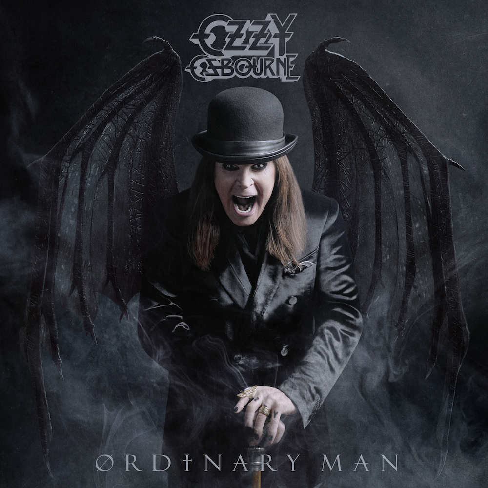 OZZY OSBOURNE'S FIRST SOLO ALBUM IN TEN YEARS ORDINARY MAN DEBUTS AT #3 ON THE BILLBOARD TOP 200
