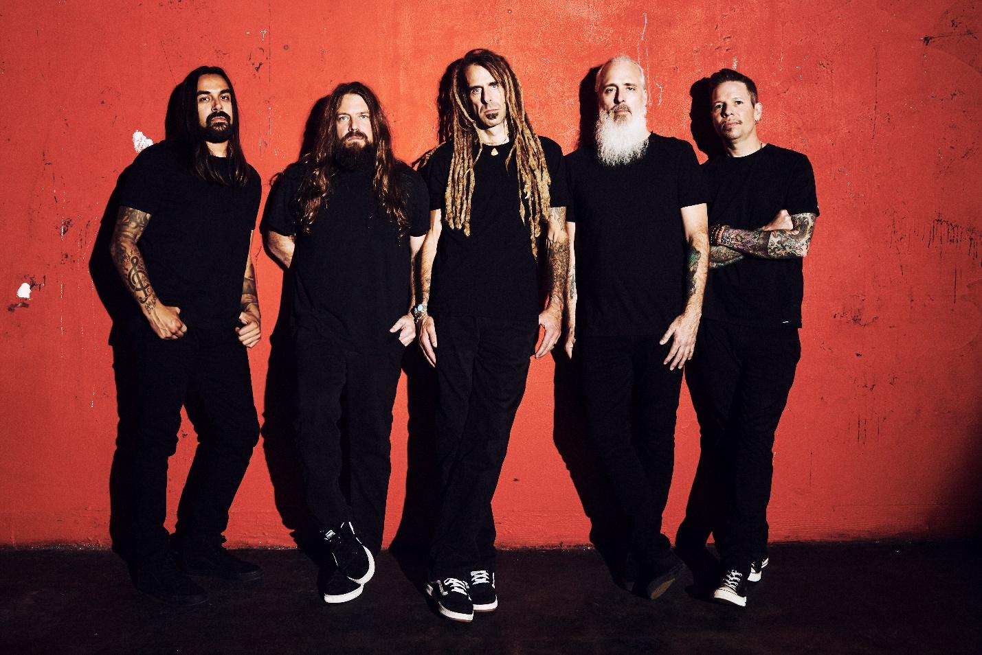 "LAMB OF GOD Debut ""New Colossal Hate"" Track and Lyric Video"