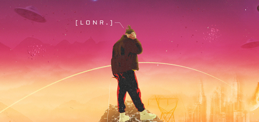 GRAMMY® AWARD-WINNING ARTIST LONR. RELEASES DEBUT EP LAND OF NOTHING REAL