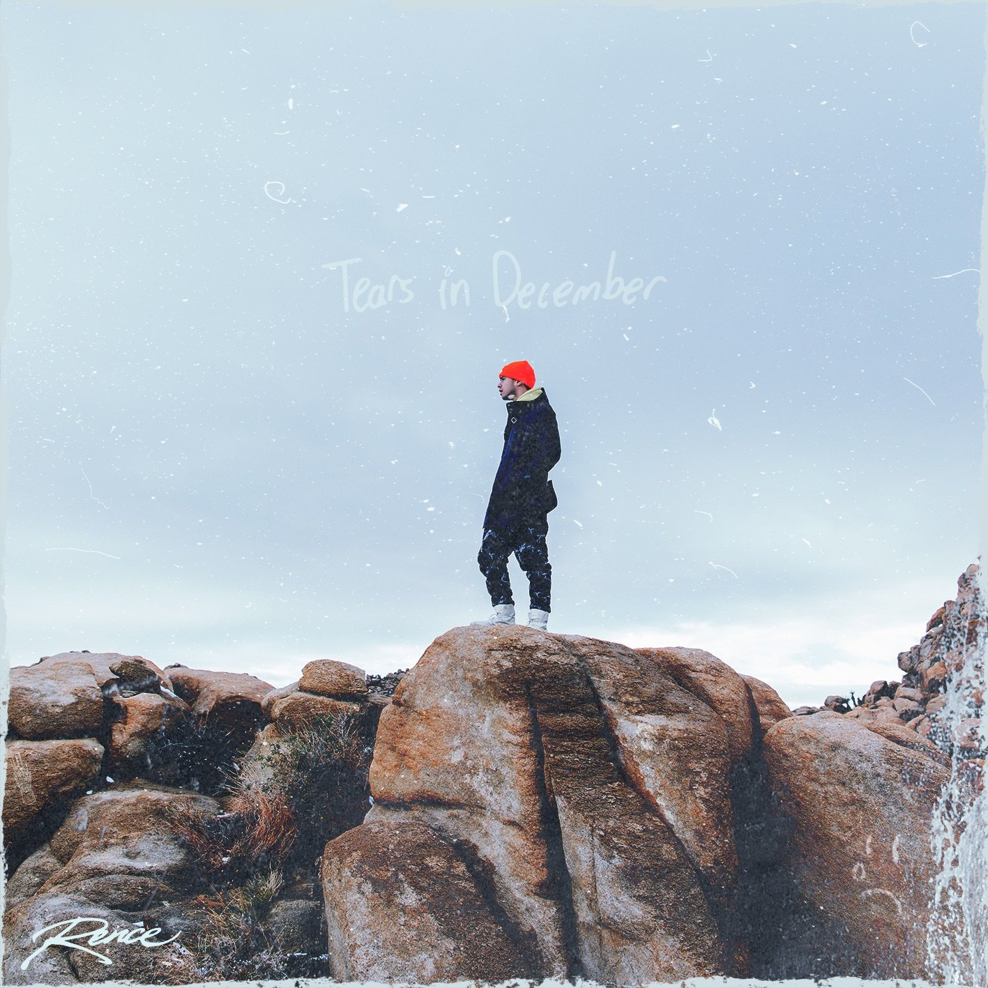 """RENCE RELEASES NEW SONG """"TEARS IN DECEMBER"""""""