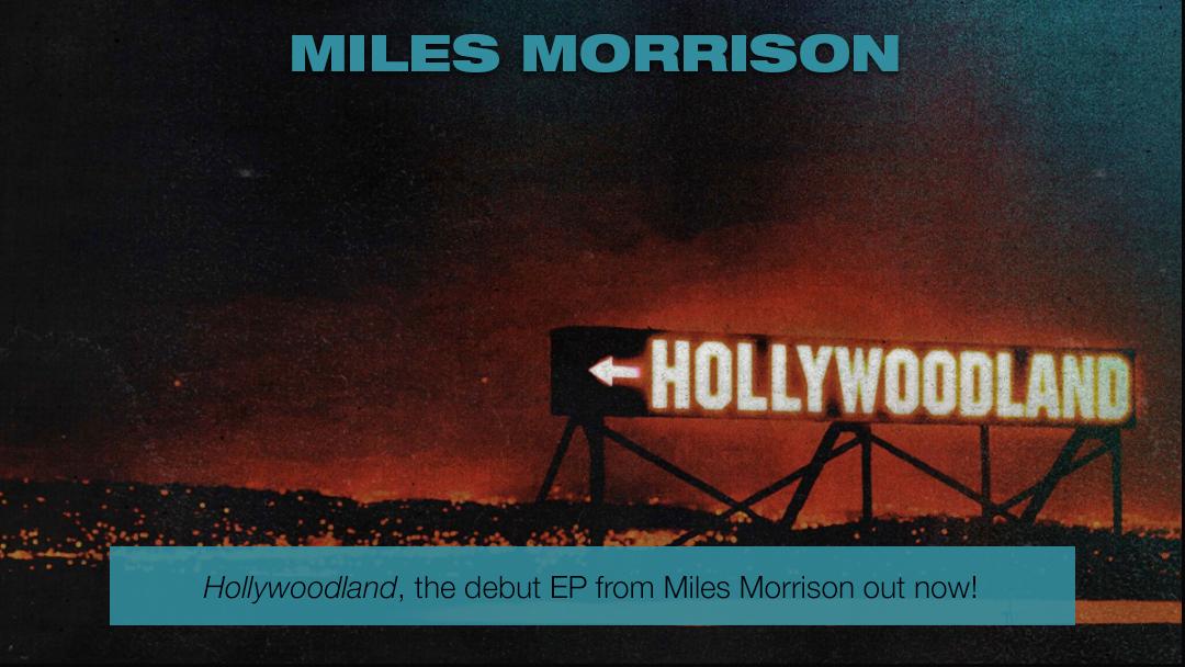 Miles Morrison