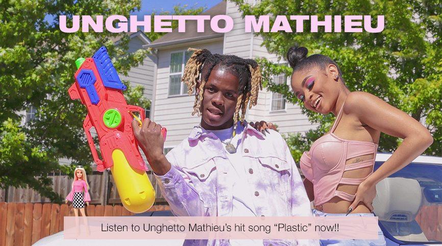 Unghetto Mathieu