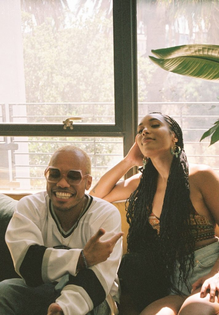 "INDIA SHAWN UNVEILS NEW SINGLE & MUSIC VIDEO ""MOVIN' ON"" FEATURING ANDERSON .PAAK !"
