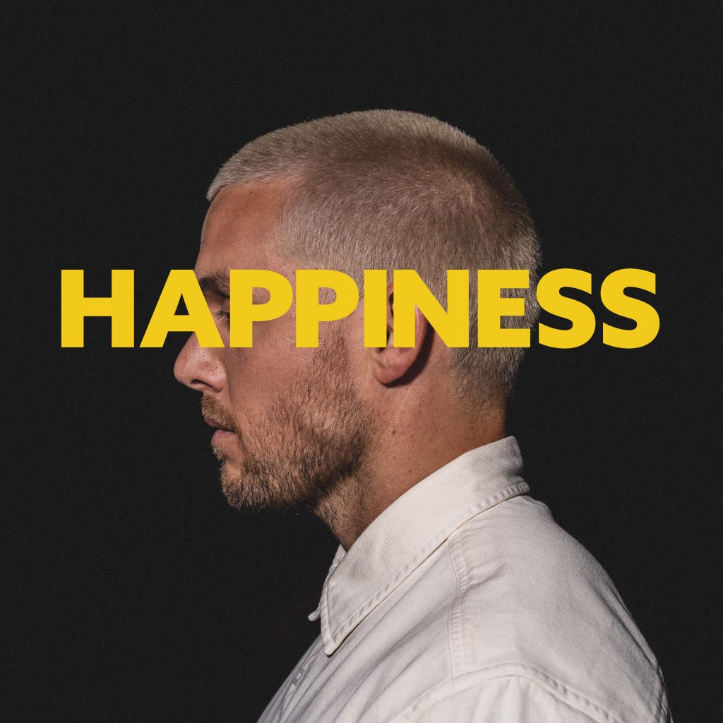 "JOHN K RELEASES NEW SINGLE ""HAPPINESS"" TODAY"