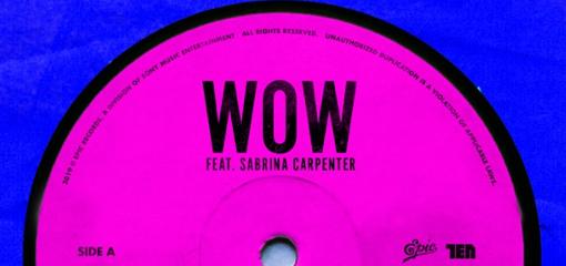 "ZARA LARSSON DROPS ""WOW"" REMIX FEATURING SABRINA CARPENTER"