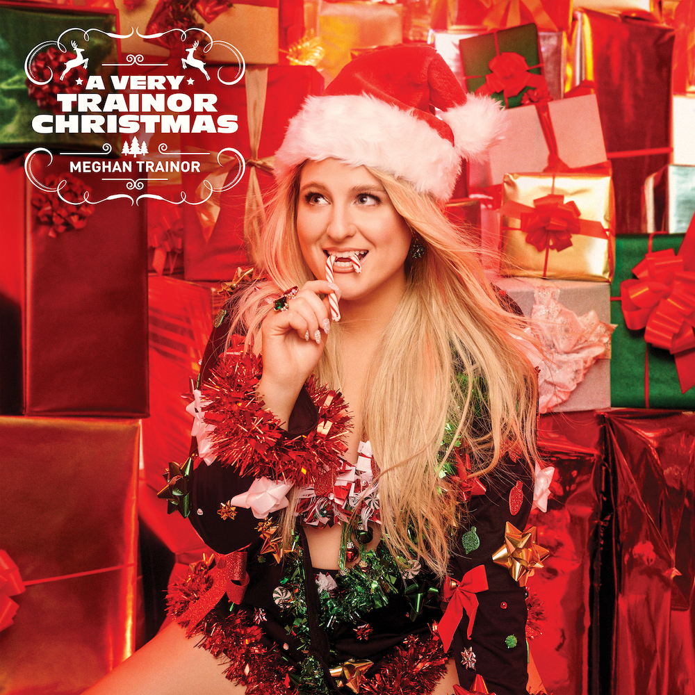MEGHAN TRAINOR RELEASES FIRST CHRISTMAS ALBUM, A VERY TRAINOR CHRISTMAS, TODAY VIA EPIC RECORDS