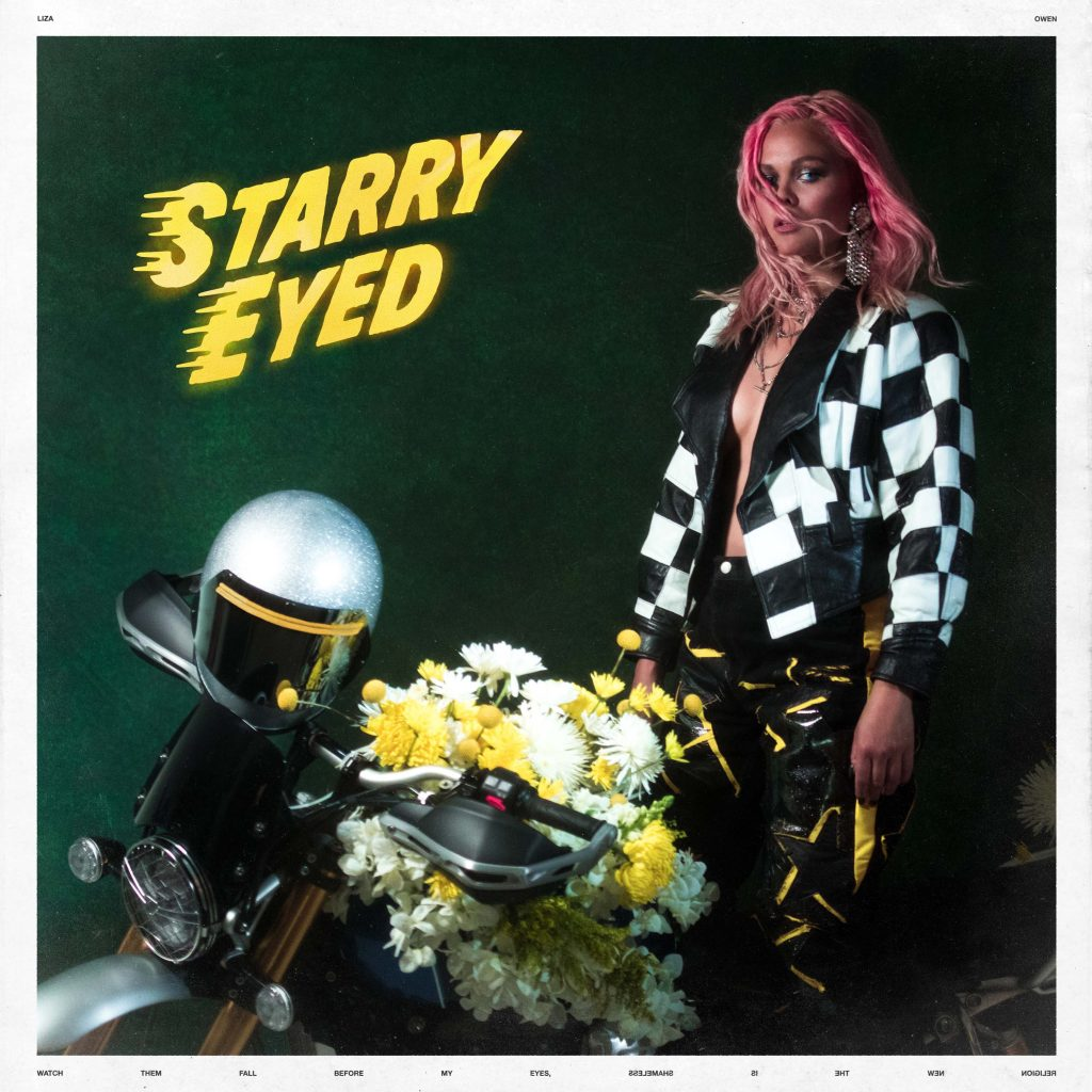 "LIZA OWEN UNVEILS NEW SINGLE ""STARRY EYED"" OUT NOW"