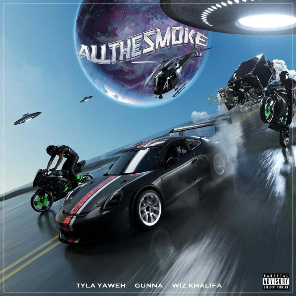 "TYLA YAWEH RELEASES OFFICIAL MUSIC VIDEO FOR NEW SINGLE ""ALL THE SMOKE"" FT. GUNNA AND WIZ KHALIFA"
