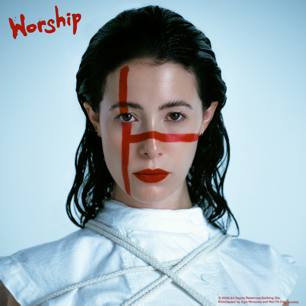 """STALKING GIA RELEASES NEW SINGLE & MUSIC VIDEO """"WORSHIP"""""""